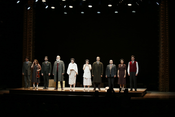 Photos: INDECENT Opens At Center Theatre Group