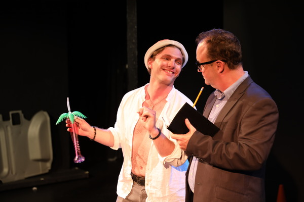 Photos: The World Premiere of WIGFIELD At Hollywood Fringe