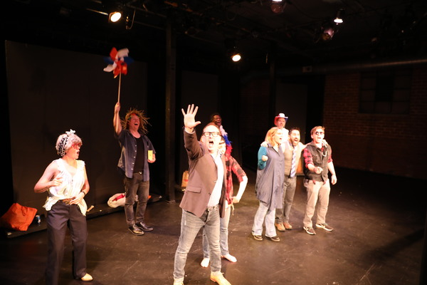 Photo Flash: The World Premiere of WIGFIELD At Hollywood Fringe