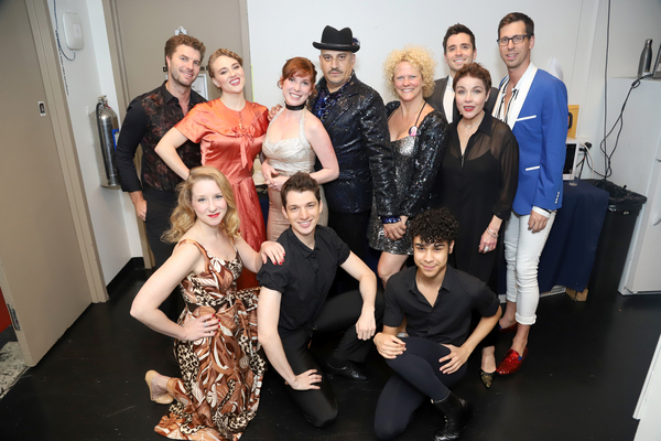 The cast of Night of a Thousand Judys