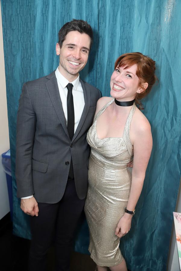 Matt Doyle and Brittain Ashford Photo