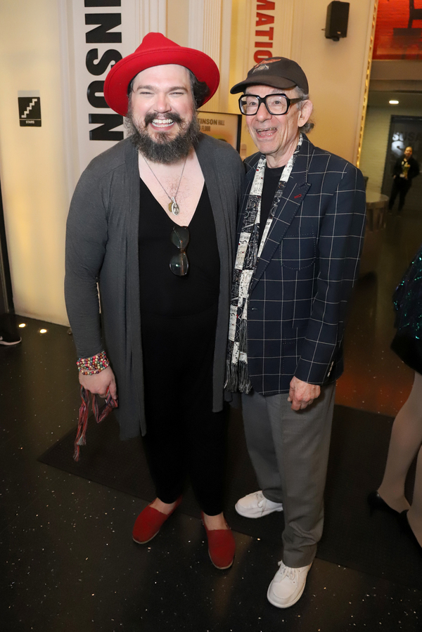 Justin Sayre and John Meyer Photo