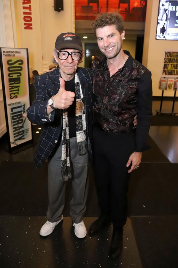 John Meyer and Lance Horne  Photo