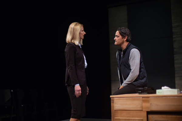 Photo Flash: San Francisco Playhouse Presents THE FIT By Carey Perloff