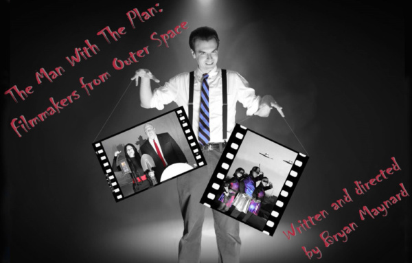 Photo Flash: World Premiere Of The MAN WITH THE PLAN: FILMMAKERS FROM OUTER SPACE