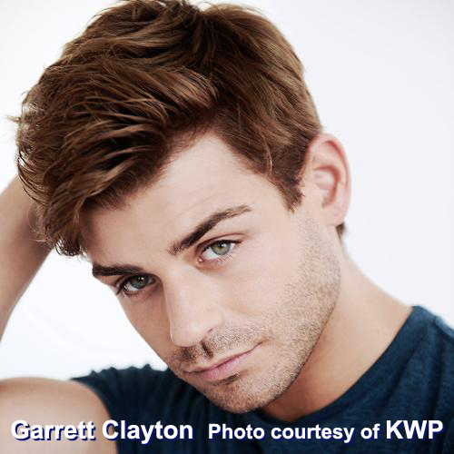 BWW Interview: The Hard Working Garrett Clayton On Friends, Giving His Heart & Doing What He Loves
