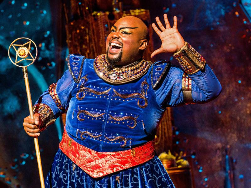 BWW Review: ALADDIN at Dallas Summer Musicals