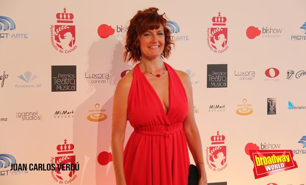 ANASTASIA triunfa en la 12° gala de los PREMIOS TEATRO MUSICAL