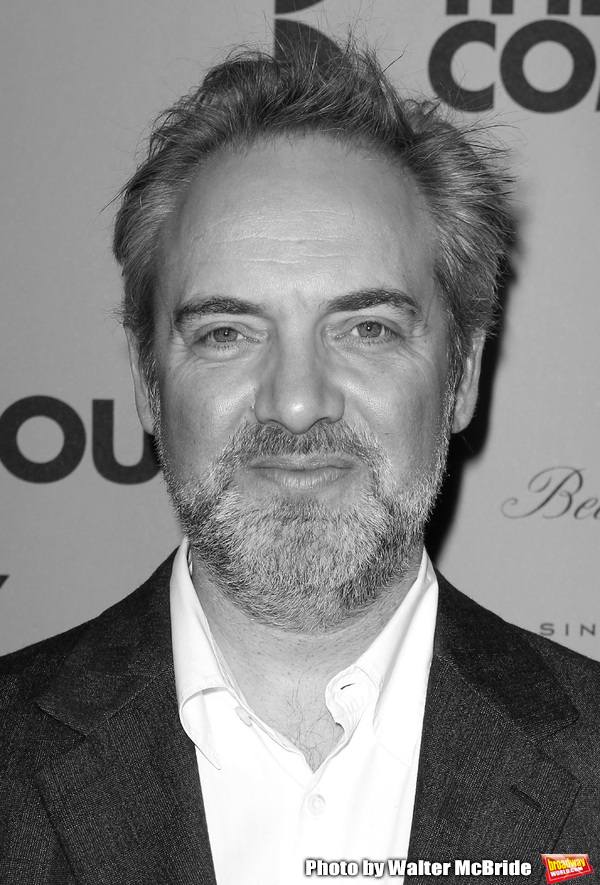 Sam Mendes attends the Roundabout Theatre Company's 2014 Spring Gala at Hammerstein Ballroom on March 10, 2014 in New York City.