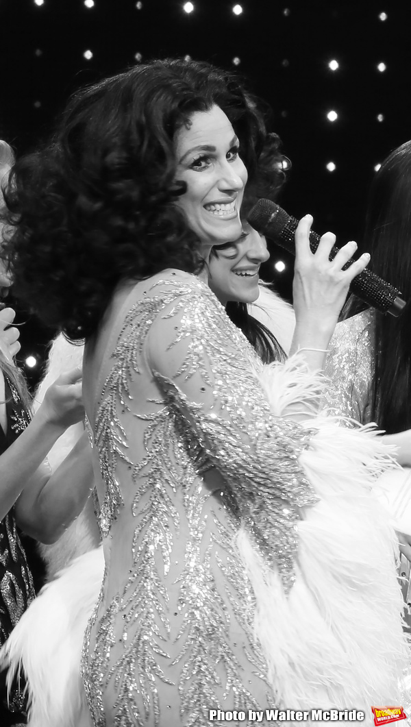 Stephanie J. Block during the Broadway Opening Night Curtain Call of 'The Cher Show'  Photo