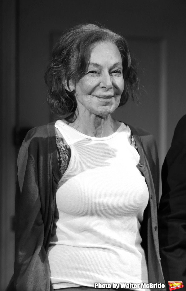 """Elaine May during the Opening Night Curtain Call bows for """"The Waverly Gallery"""" at th Photo"""
