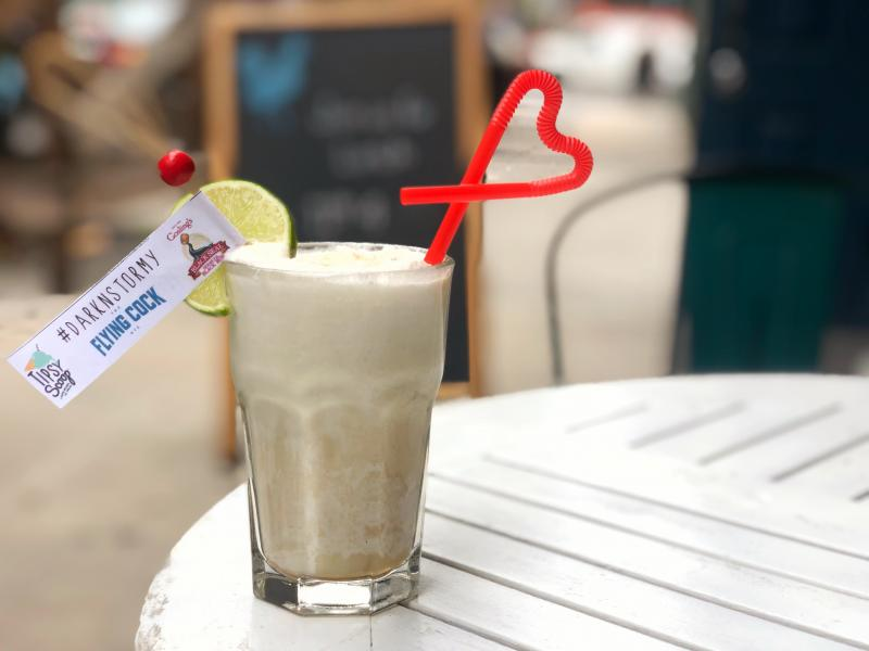 Photo Coverage: Dark 'n' Stormy Float Debuts at THE FLYING COCK in NYC