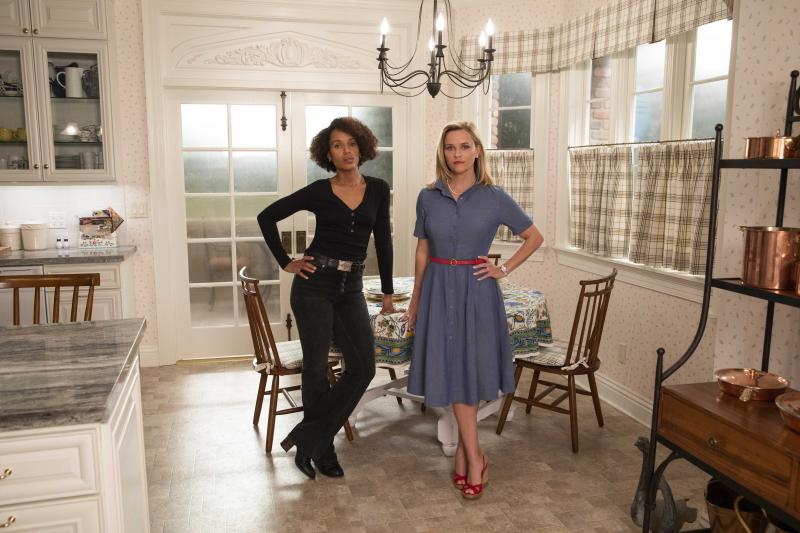 First Look: See Reese Witherspoon and Kerry Washington in LITTLE FIRES EVERYWHERE on Hulu