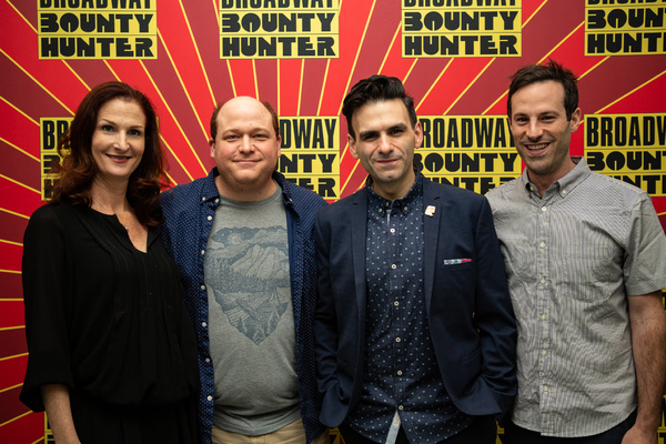 Jennifer Werner, Jason SweetTooth Williams, Joe Iconis, and Lance Rubin