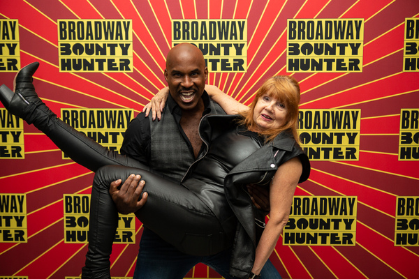 Photo Coverage: Meet The Company of Joe Iconis' Newest Show, BROADWAY BOUNTY HUNTER!