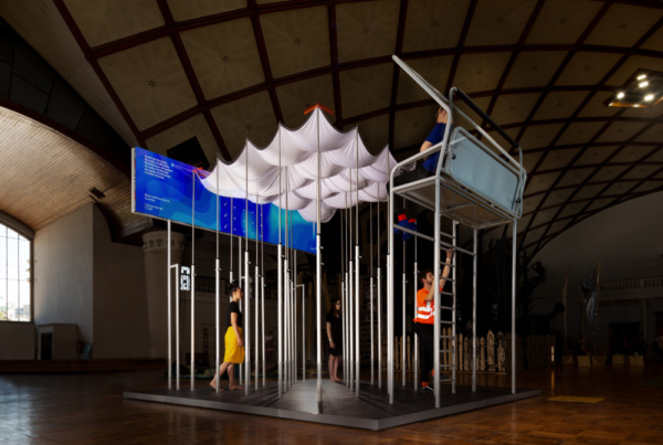Photo Flash: First Look At Switzerland's National Contribution To The Prague Quadrennial
