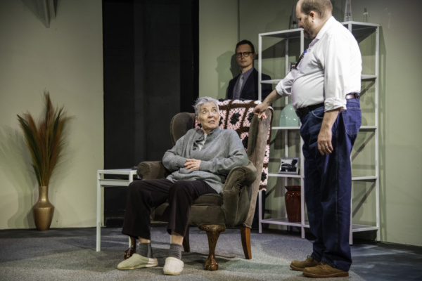 Photo Flash: MARJORIE PRIME Explores Memory, Aging, And Grief At Langhorne Players