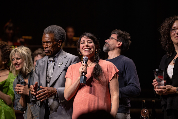 Photo Coverage: HADESTOWN Celebrates Their 8 Tony Wins With Special Curtain Call