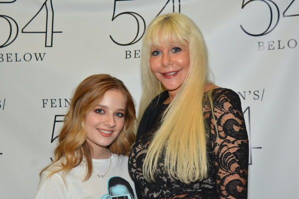 Jackie Evancho and Sunny Sessa