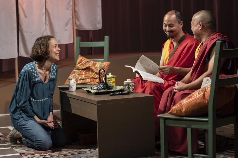 BWW Review: THE OLDEST BOY at Spooky Action Theater