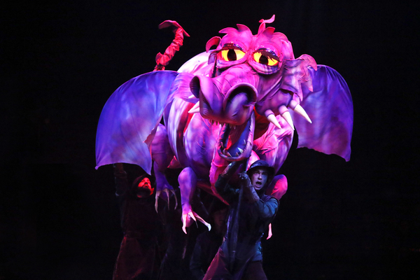 Photo Flash: Get A First Look At SHREK at Sacramento Music Circus