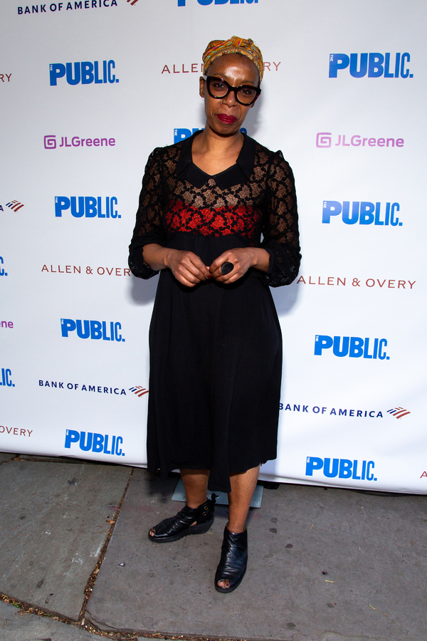 Photo Coverage: On the Opening Night Red Carpet of MUCH ADO ABOUT NOTHING in the Park!