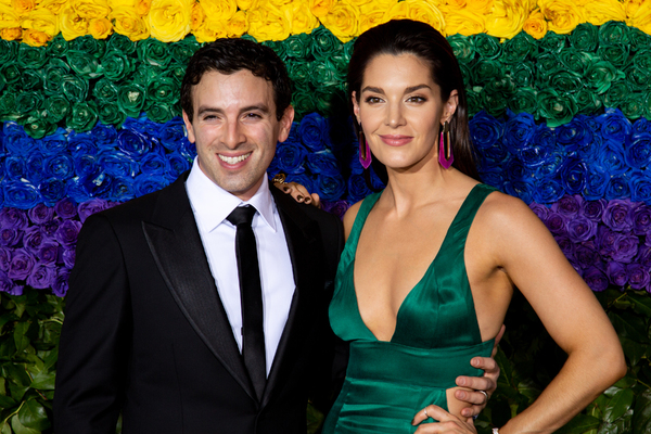 Photo Coverage: Stars Shine on the Red Carpet at the 2019 Tony Awards