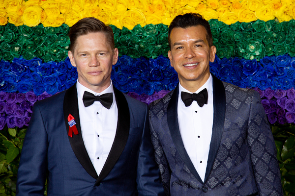 Photos: Stars Shine on the Red Carpet at the 2019 Tony Awards