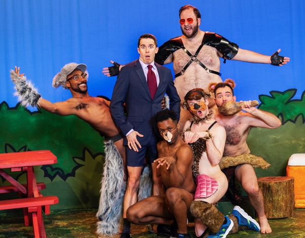 Photo Flash: First Look at CAMP MORNING WOOD Off-Broadway