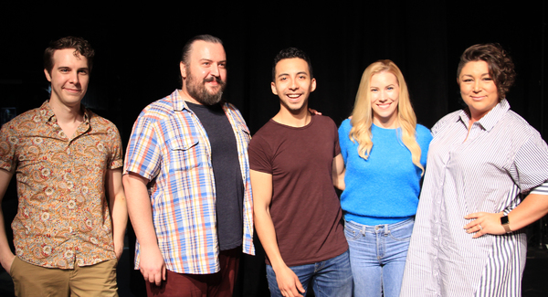 Photos: Meet The Cast of I SPY A SPY At The Theatre At St. Clement's