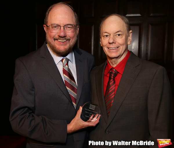 Rupert Holmes and Richard Holmes Photo