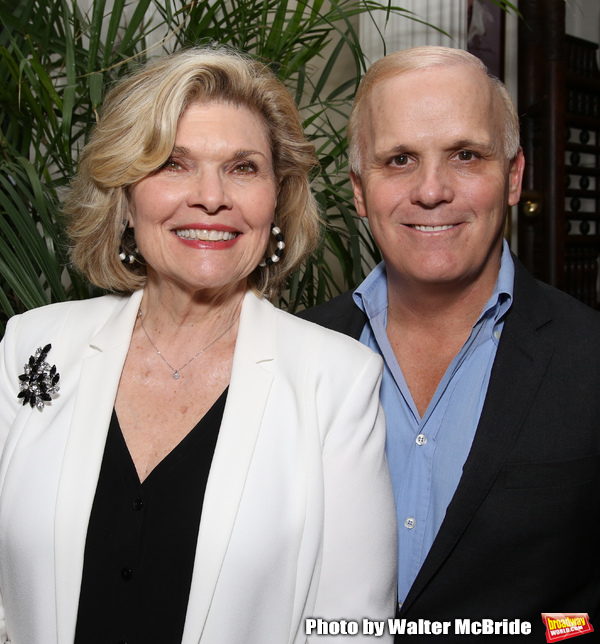 Debra Monk and Scott Ellis  Photo