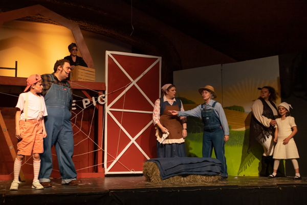Photo Coverage: First look at Wagnalls Community Theater Presents CHARLOTTE'S WEBB