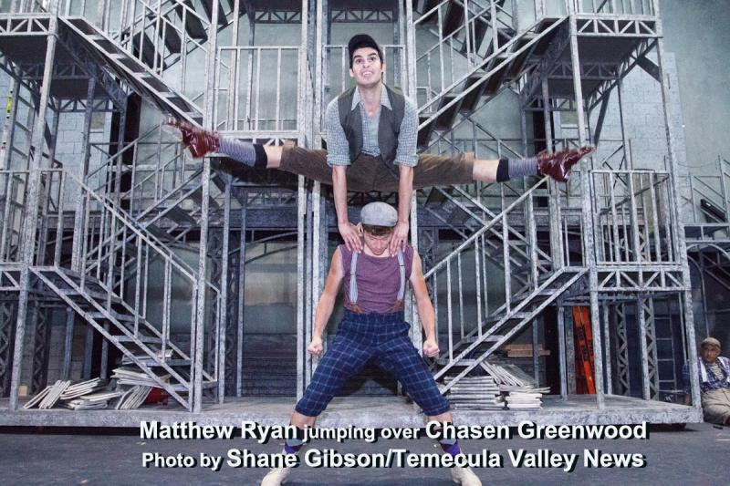 BWW Interview: Theatre Royale's Sarah Cleveland Dance Directing Her NEWSIES Family Troupe