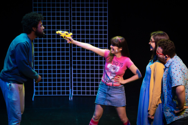 Photo Flash: A Glimpse Of The Nerd Vs. Bully Face Off In THE BULLY PROBLEM