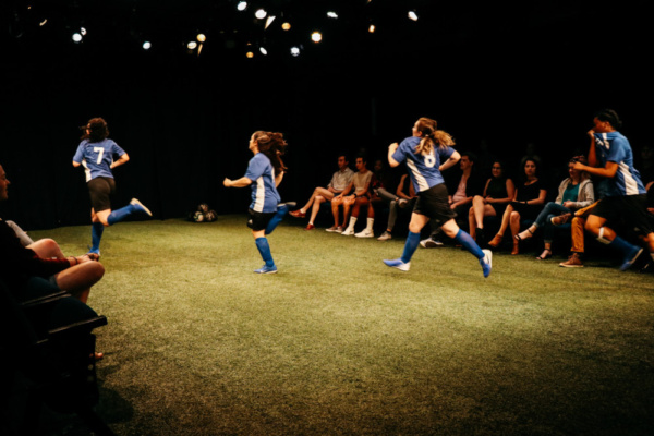 Photo Flash: First Look At THE WOLVES At Little Theatre Of The Rockies