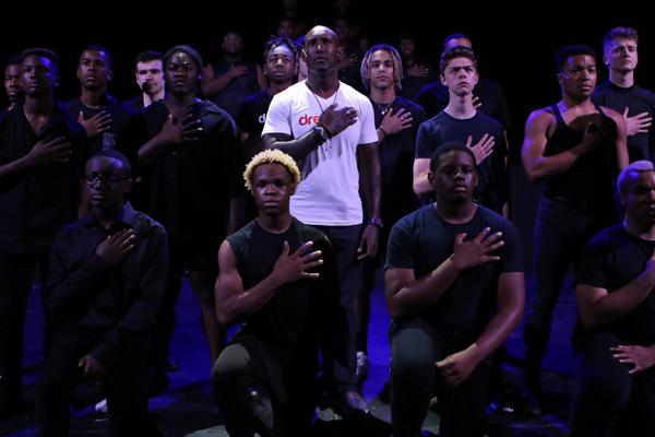 Quentin Earl Darrington, Broadway Dreams Atlanta Students