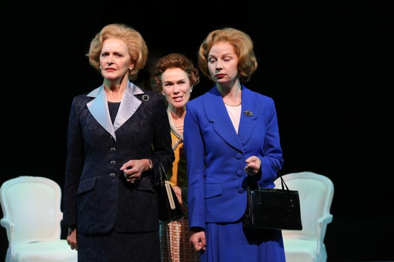 BWW Review: HANDBAGGED at 59E59 Presents a Fascinating Perspective of Recent British History