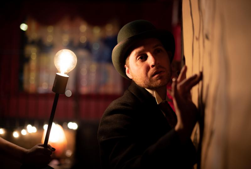 BWW Review: Unabashed, Unbound: UNMAKING TOULOUSE-LAUTREC By Bated Breath Theatre Company at MADAME X