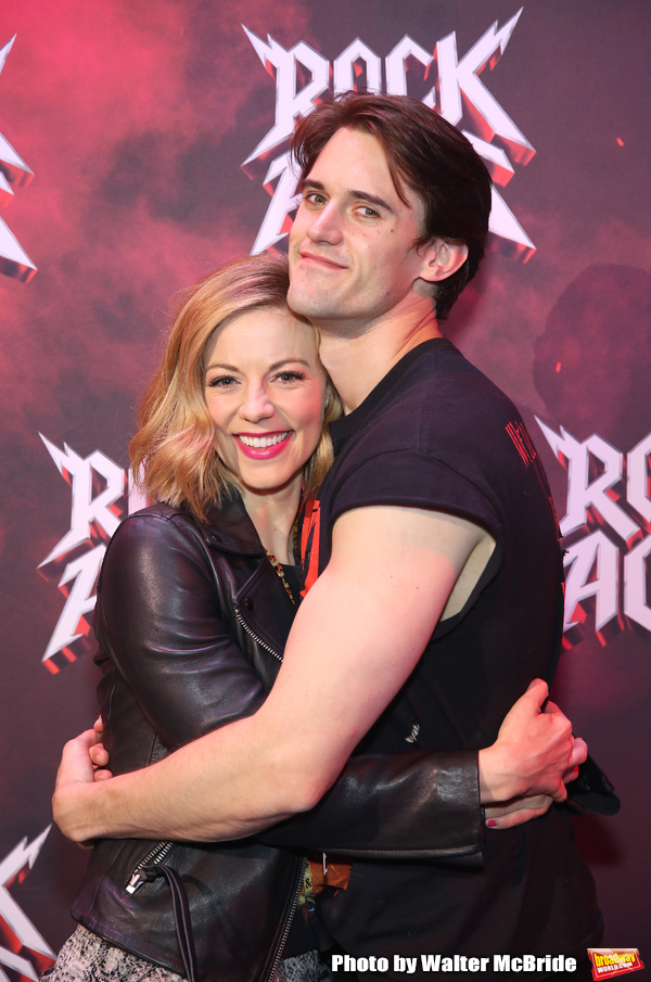 Photo Coverage: Meet the Cast and Creatives of ROCK OF AGES 10th Anniversary Production