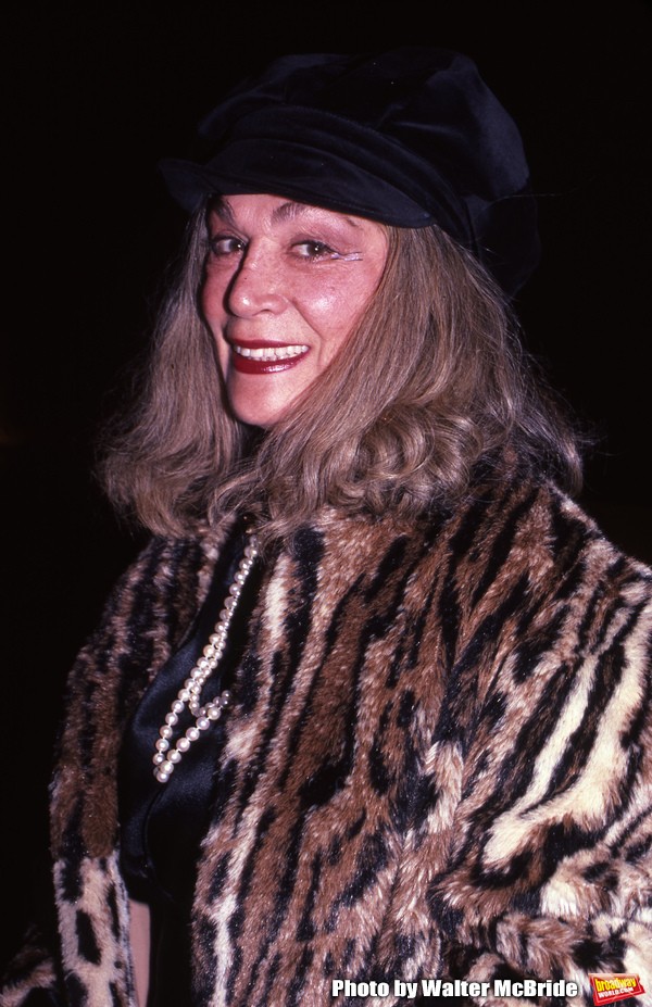 BWW Flashback: Remembering Sylvia Miles