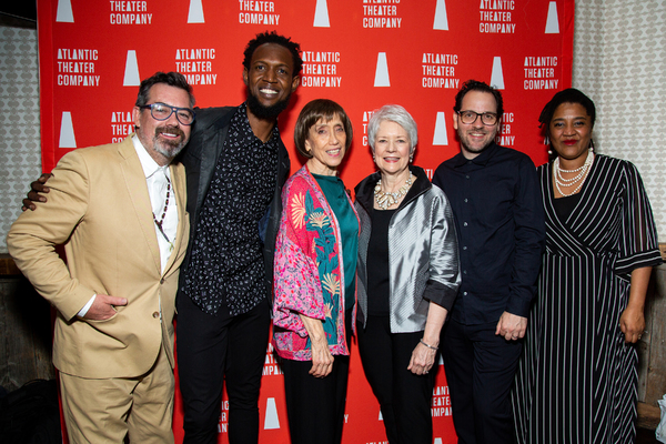 Photo Coverage: Atlantic Theater Company Celebrates Opening Night of THE SECRET LIFE OF BEES