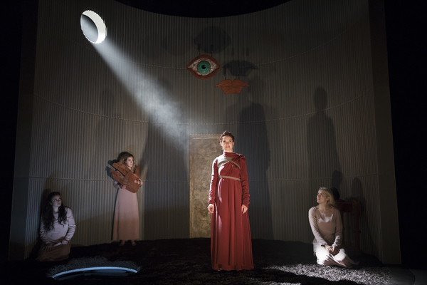 Photo Flash: First Look at Grace McLean's IN THE GREEN at LCT3