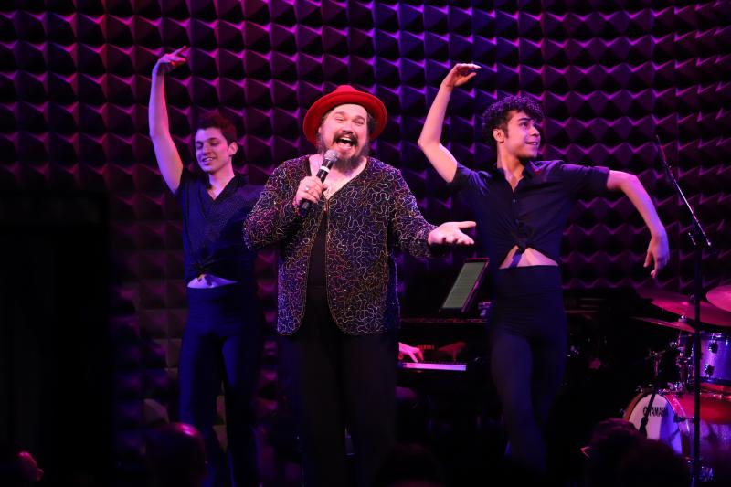 BWW Review: Justin Sayre & Company's NIGHT OF A THOUSAND JUDYS Benefit Honors Stonewall 50 (and Judy, of Course)