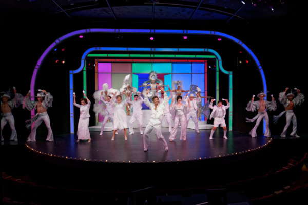 Photo Flash: THE BOY FROM OZ Dazzles Audiences At STAGES St. Louis