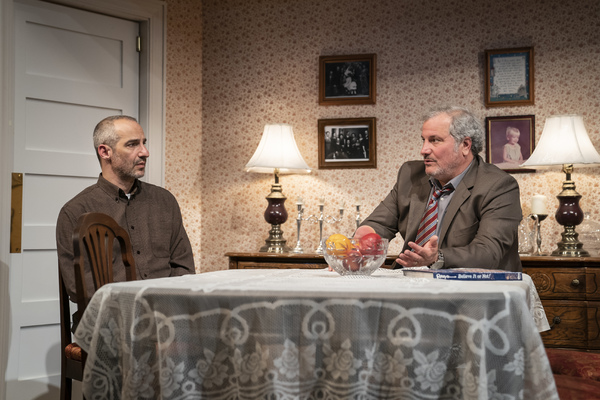 Photo Flash: First Look At IF I FORGET At Victory Gardens
