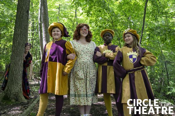 Photo Flash: Circle Theatre Presents The Magic Circle Production Of RAPUNZEL