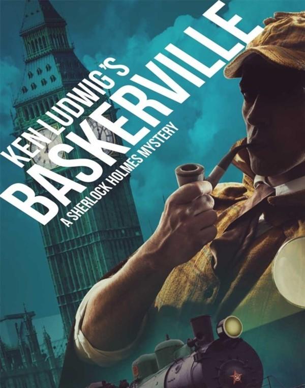 Ken Ludwig's BASKERVILLE. June 13-16 at Jabara Flexible Theatre at Newman University.