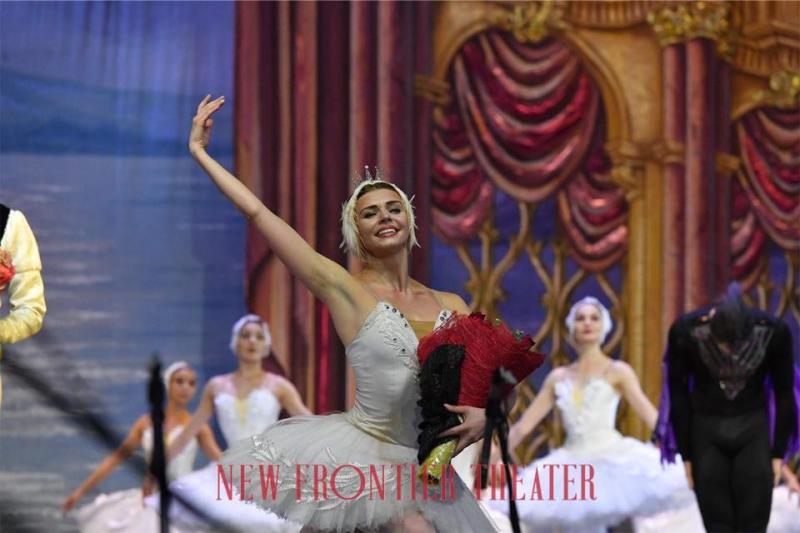Photo/Video: The Show Must Go On for Moscow Ballet's SWAN LAKE in Manila; Show Runs Now Thru  6/22