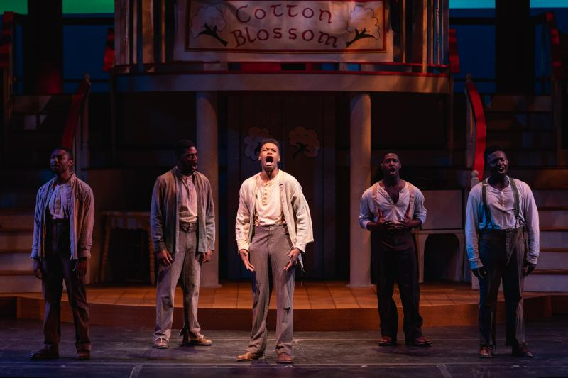 BWW Review: Excellent CPCC Summer Cast Isn't Weary of SHOW BOAT